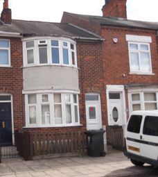 Thumbnail 3 bed terraced house for sale in Marston Road, Leicester