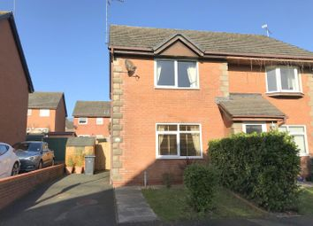 Thumbnail 2 bed semi-detached house for sale in Campbell Close, Penrhyn Bay, Llandudno