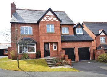 Thumbnail 4 bed detached house to rent in 101 Trevore Drive, Standish