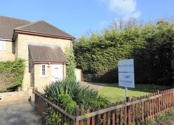 Thumbnail 2 bed terraced house to rent in Renown Way, Chineham, Basingstoke