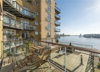 Thumbnail 2 bed flat to rent in Dunbar Wharf, Limehouse