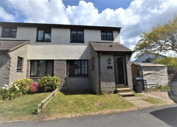 Thumbnail Semi-detached house for sale in Nanscober Place, Helston, Cornwall