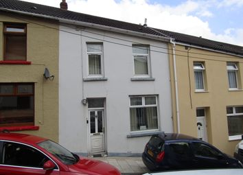 Thumbnail 1 bedroom terraced house for sale in Danyderi Street, Aberdare