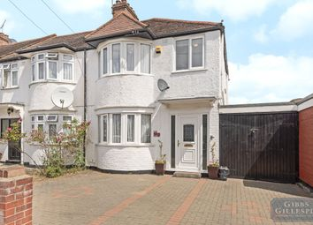 Thumbnail 3 bed end terrace house for sale in Carmelite Road, Harrow, Middlesex