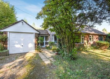Thumbnail 3 bed detached bungalow for sale in The Ride, Ifold
