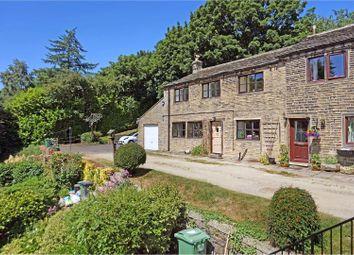 Thumbnail 4 bed cottage for sale in Brookgate Cottage Sunnybank, South Crosland, Huddersfield