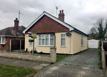 Thumbnail 3 bed detached bungalow for sale in Salisbury Road, Clacton-On-Sea