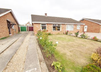 Thumbnail 2 bed semi-detached bungalow for sale in Warwick Drive, Wymondham