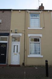 Thumbnail 2 bed terraced house to rent in Harford Street, Middlesbrough