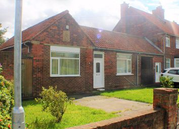 Thumbnail 2 bed bungalow for sale in West View Road, Hartlepool