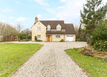 Thumbnail 4 bed detached house for sale in Rixon Gate, Ashton Keynes, Wiltshire