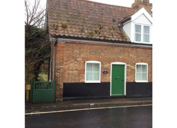 Thumbnail 2 bed cottage to rent in Little Street, Yoxford, Saxmundham