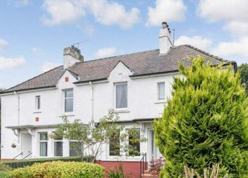 Thumbnail 2 bed semi-detached house for sale in Strowan Crescent, Glasgow, Lanarkshire