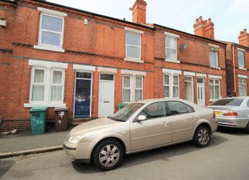 Thumbnail 2 bed terraced house to rent in Stanley Road, Forest Fields, Nottingham