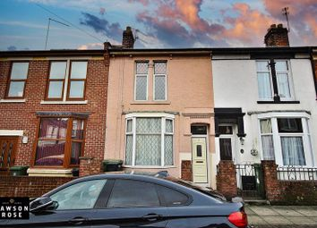 Victor Road, Portsmouth PO3. 3 bed terraced house for sale