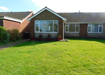 Thumbnail 2 bed bungalow for sale in Waverley Gardens, Pevensey Bay