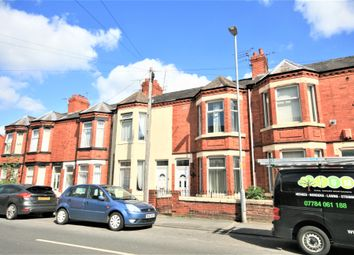 Thumbnail 3 bed terraced house to rent in Underwood Lane, Crewe