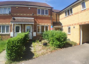 Thumbnail 2 bed terraced house to rent in Addington Way, Luton, Beds