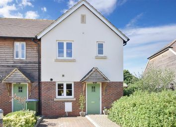 Thumbnail 3 bed end terrace house for sale in Mousdell Close, Ashington, West Sussex