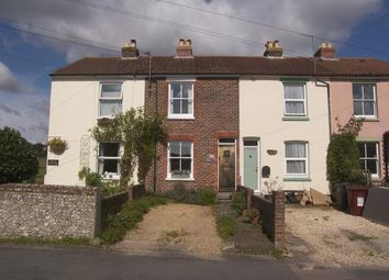 Thumbnail 2 bed terraced house for sale in Commonside, Westbourne, Emsworth