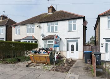 Thumbnail 3 bed semi-detached house for sale in Manston Road, Margate