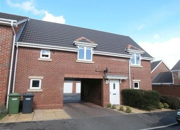Thumbnail 2 bed end terrace house to rent in Argosy Crescent, Eastleigh
