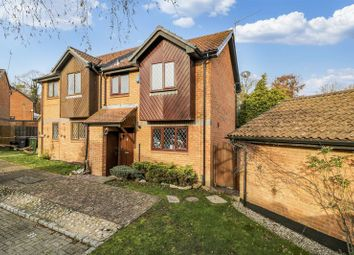 Thumbnail 2 bed semi-detached house for sale in Drayhorse Drive, Bagshot