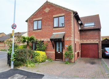 Thumbnail 4 bed detached house for sale in Marston Lane, Portsmouth