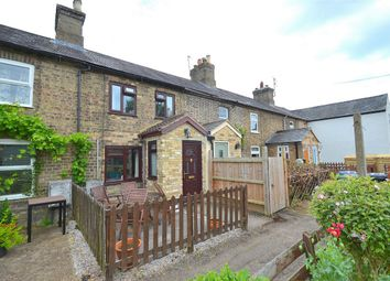 Thumbnail 2 bed terraced house for sale in Prospect Row, St Neots, Cambridgeshire
