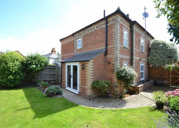Thumbnail 3 bed semi-detached house for sale in Hop Gardens, Kiln Road, Newbury, Berkshire