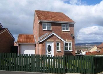 Thumbnail 3 bedroom detached house to rent in Lon Enfys, Llansamlet, Swansea