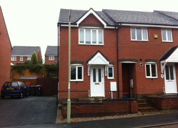 Thumbnail 2 bedroom property to rent in Anselm Court, Aqueduct, Telford