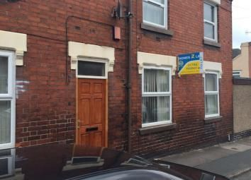 Thumbnail 2 bedroom terraced house to rent in Riley Street North, Burslem, Stoke-On-Trent