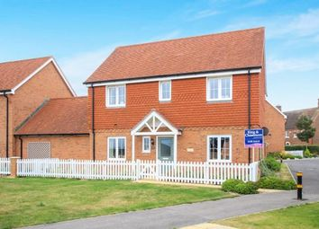 Thumbnail 4 bed link-detached house for sale in Meadow Drive, Henfield, West Sussex