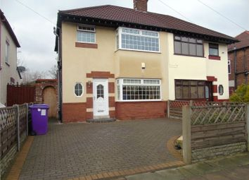 Thumbnail 3 bed semi-detached house for sale in Durley Road, Walton, Liverpool