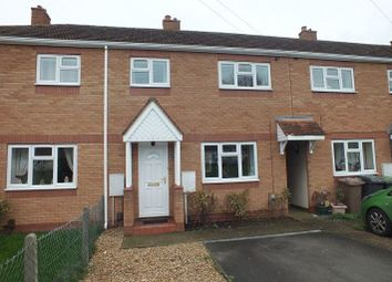 Thumbnail 3 bed terraced house to rent in Park Avenue, Washingborough, Lincoln