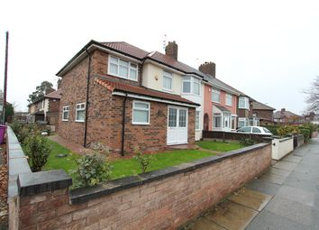 Thumbnail 5 bedroom semi-detached house for sale in Queens Drive, Stonycroft, Liverpool