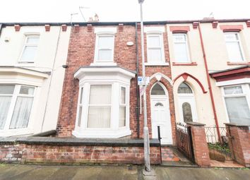 Thumbnail 3 bed terraced house for sale in Osborne Road, Hartlepool