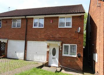 Thumbnail 3 bed semi-detached house for sale in Meadow Close, North Chingford, London