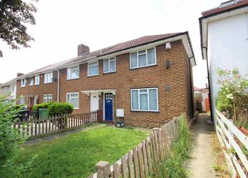 Thumbnail 3 bed end terrace house for sale in Hicks Avenue, Greenford
