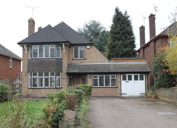 Thumbnail 3 bed detached house to rent in Witherley Road, Atherstone
