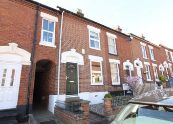 Thumbnail 2 bed terraced house for sale in Portland Street, Norwich