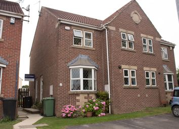 Thumbnail 1 bedroom town house for sale in Willow Avenue, Clifford, Wetherby