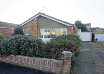 Thumbnail 3 bed bungalow for sale in Bosgate Rise, Great Yarmouth
