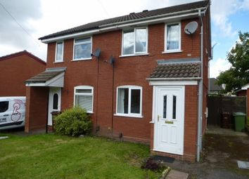 Thumbnail 2 bedroom semi-detached house for sale in Alderton Drive, Wolverhampton