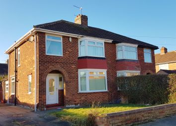 Thumbnail 3 bedroom semi-detached house for sale in Minsterley Drive, Acklam, Middlesbrough