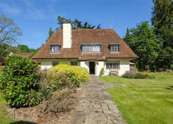 Thumbnail 4 bed detached house for sale in Broad High Way, Cobham, Surrey