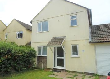 Thumbnail 3 bed semi-detached house to rent in Christa Court, Upton Cross, Liskeard
