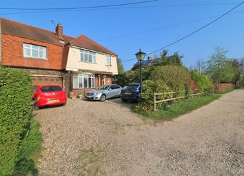 Thumbnail 4 bed detached house for sale in Ballast Quay Road, Wivenhoe, Essex