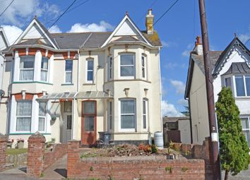 Thumbnail 3 bed semi-detached house for sale in 44 Winslade Road, Sidmouth, Devon